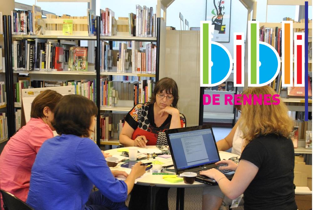 Bibliothèques de Rennes